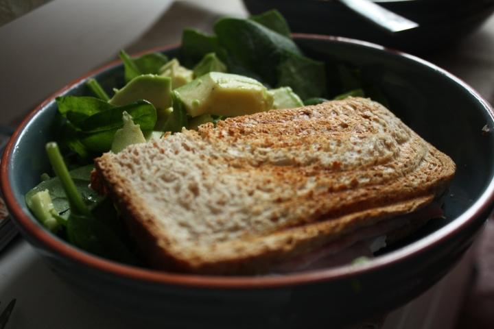 Biquette et verdure