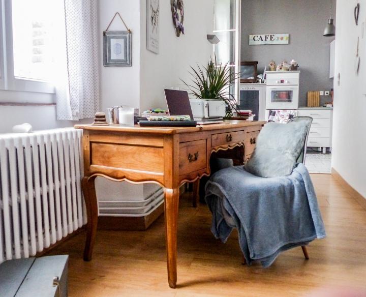 Travailler à la maison ou comment trouver sa place chez soi?